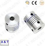 Kundenspezifische Aluminium CNC-scharfe vertikale Fräsmaschine-Ersatzteile