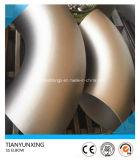 Cotovelo frente e verso sem emenda do aço inoxidável da LR da solda de extremidade S32760/1.4501