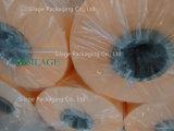 Втройне дунутая слоем пленка обруча Silage в померанцовым дунутом цветом обруче Silage