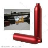 アルミニウムPaintball Hpaの圧縮空気タンク
