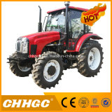 Marca cinese 1104 del trattore della rotella 4 grande trattore agricolo della rotella 110HP