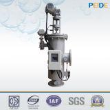Filtri da acqua a pulizia automatica automatici per l'acqua di pozzo