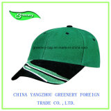 Boné de beisebol verde-oliva relativo à promoção do Twill do algodão de 2017 formas