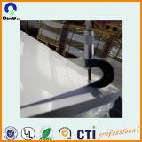 Adverterend van de Druk Materieel Glanzend Wit van het pvc- Blad Plastic pvc- Blad