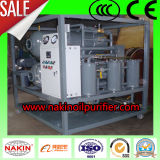 Purificador de aceite del transformador de alta calidad, el vacío de la máquina de filtración de aceite