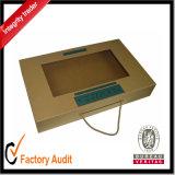 Zoll, der den magnetischen Schliessen-Papppapier-Geschenk-Kasten Großhandels, verpackenkasten, Karton-Kasten (LP030, verpackt)