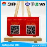 125kHz tarjeta elegante modificada para requisitos particulares PVC de la frecuencia ultraelevada Java RFID