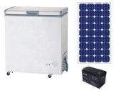Холодильник замораживателя DC 200 литров солнечный с длинним жизненным периодом