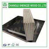 18m m imprimieron la madera contrachapada hecha frente película de la insignia/la madera contrachapada de la construcción/la madera contrachapada del encofrado/la madera contrachapada Shuttering