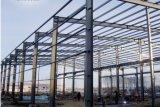 Estructura de acero fabricada aduana