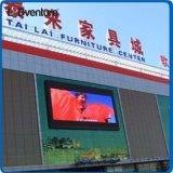 Signage polychrome extérieur de P10 DEL Digital pour la publicité