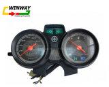 Instrument de la moto Ww-7277, indicateur de vitesse de moto,
