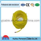 Fio da costa Calibre de diâmetro de fios do fio elétrico Thw ou da TW de tampa de PVC