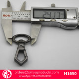 Crochet de rupture de chaîne en métal pour le sac à main d'embrayage de sac