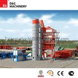 Planta de mistura quente do asfalto da mistura de 240 T/H/planta do asfalto para a construção de estradas