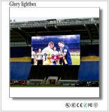 フットボール競技場屋外のフルカラーP10 LED表示スクリーン