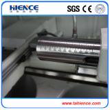 Tour de rotation de découpage de commande numérique par ordinateur en métal bon marché des prix de Fanuc Siemence GSK