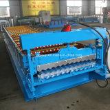 Rodillo Junta-Ocultado del panel de la azotea del sistema de control del PLC que forma la máquina