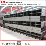 Tubo de acero de sección hueca rectangular de alta calidad
