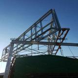 Bekanntmachen der im Freien Stahlanschlagtafel Q235 mit Spalte