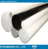 100% Virgin White Teflon PTFE Rod