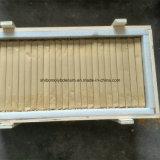 Chinahochwertige Sandblast-Oberflächen-Molybdän-Lanthan-Platte für Metallspritzen