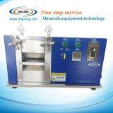 De kleine Machine van de Pers van de Hitte Rolling voor de Machine van het Laboratorium van de Batterij van het Lithium GN-110A