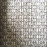 Deux tonalités le linge de maison à la recherche tissu imprimé