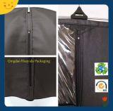 Qualitäts-nicht gesponnene Klage-Deckel-Kleid-Reißverschluss-Beutel