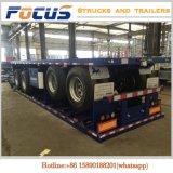 3 Aanhangwagen van het Voertuig van Fuwa van assen de Speciale voor Vervoer van de Container