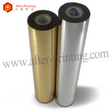 China-Lieferanten-Gold-/Schwarz-heißes stempelnde Folienrolls-Druckpapier/Visitenkarten