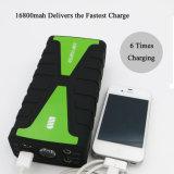 16800mAh Mini Jump Starter Portable Booster de batterie pour voiture avec Ce / FCC / RoHS