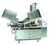 Equipamento para engraxar os gelados máquina de enchimento dos tubos (XF-GF80)