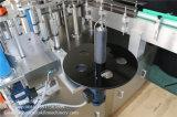 Автоматический поворотный Sticke бутылок овальной формы маркировки машины