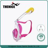 Design inovador à prova de resistência de Nevoeiro Scuba máscara e snorkel definido