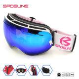 100% UV Protection; lentille en miroir ; Anti-Scratch; Outdoor Lunettes de neige