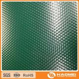 Feuille en aluminium peint de couleur en Chine