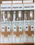 Precio de fábrica de 1 contador de regalo del rectángulo del PVC datos del USB de la chaqueta hacia fuera que cargan el cable 2.0 para el iPhone