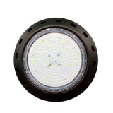 230VセリウムUL IP65 UFO 150W LED Highbayライト