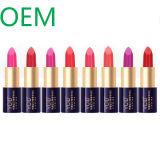 Heißes Lippenstift-Rosen-Großhandelsgoldfruchtiger Lippenstift