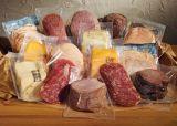 Schweinefleisch-Nahrungsmittelrindfleisch-doppelte Raum-VakuumGlasverpackungsmaschine