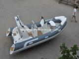 Liya 5.2m het Jacht van de Vissersboot van de Glasvezel van de Vissersboot van de Boot van de Rib