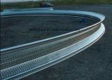 機械を形作る極度の長いスパンのガードのアーチの屋根ロール