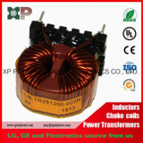 Os componentes eletrônicos de indução
