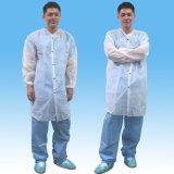 使い捨て可能な衛生検査隊のコート、SMSの医学のユニフォーム、SBPPの実験室のコート