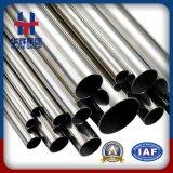 Prima de Huaye 201 tubos del acero inoxidable para la decoración