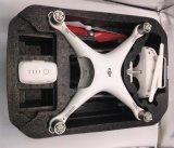カスタム耐震性の織り目加工の一義的なEPPの泡の無人機の保護包装ボックス