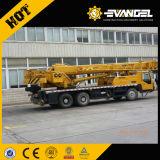 Guindaste montado caminhão de Qy70k-I 70tons com controle hidráulico