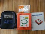 Automatiseerde Draagbaar AED van de Eerste hulp van de Golfvorm ECG Externe Defibrillator