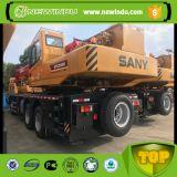 Kraan van de Vrachtwagen van de Bestelwagen van Sany 25ton de Mobiele